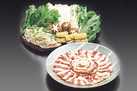 Soba Kamo-suki