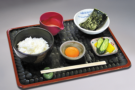 Kodawari-tamago-no Tamagokake-gohan